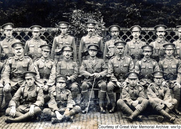 259CYH - The Buffs East Kent Regiment and Labour Corps